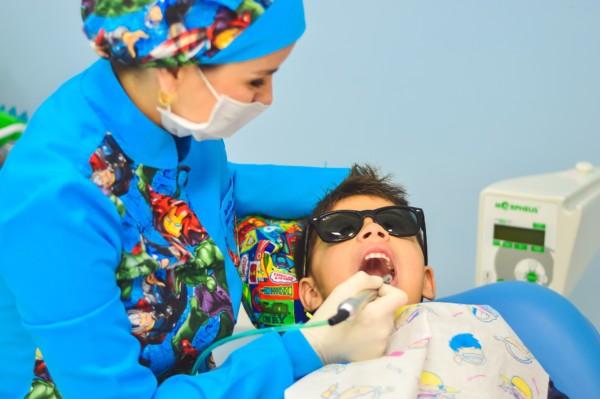 Déficience intellectuelle chez le dentiste